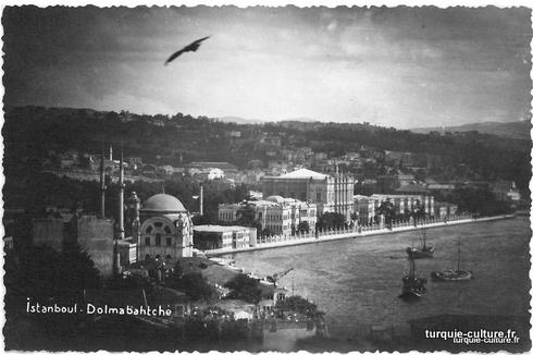 Palais de Dolmabahçce