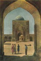 Bukhara-Kalan-mosquee