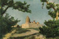 Bukhara-mausolee-Chashma-Ayub