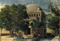Bukhara-mausolee-Ismail-Samanid-9-10e