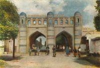 Khiva-porte-Mur-Kosh-Darvaz-milieu-19e