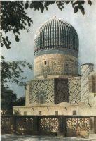 Samarkand-Gur-Emir-mausolee