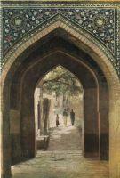 Samarkand-shah-zindeh-passage-entre-mausolees